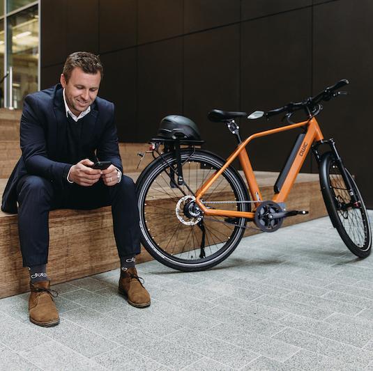 Geniet nu van speciale acties op onze 25 en 45 km/u Performance QWIC e-bikes en fiets gezond ... back to work