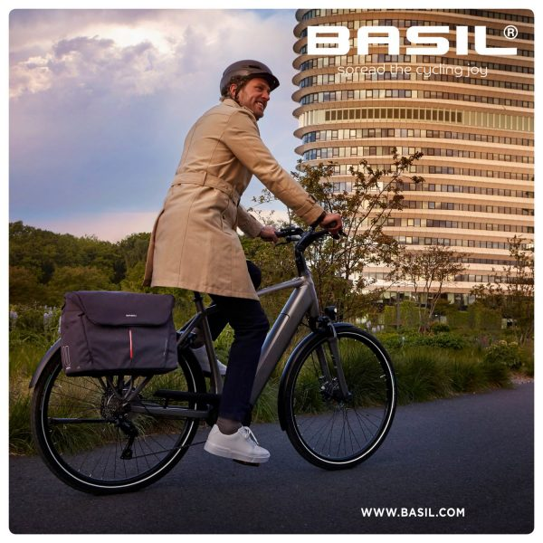 Basil B-Safe Commuter Nordlicht 18068
